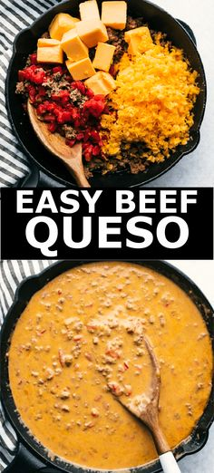Easy Appetizer Recipes, Yummy Appetizers, Dip Recipes, Easy Dinner Recipes, Mexican Food Recipes, Low Carb Recipes, Beef Recipes, Yummy Recipes, Dinner Ideas