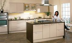 placement of longer hardware on kitchen cabinets - Google Search