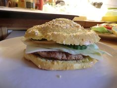 Lavkarbo hamburgerbrød Lchf, Low Carb Recipes, Food And Drink, How To Remove, Drinks, Blogging, Beverages, Drink, Beverage