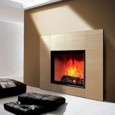 modern fireplaces 1 1 300x300 Modern Fireplaces Modern Brick Wood Fireplaces