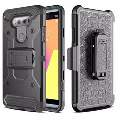 For LG V20 PC + Silicone Heavy Duty Military Anti Shock Protection Belt Clip Strap Armor Case For LG V 20 Outdoor Impact Cover #Affiliate