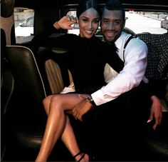 """❤️Ciara and Russell Wilson..""""REAL LOVE is when you are able to LOVE someone w/OUT HAVING SEX until Married""""-Russell Wilson!"""