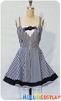 Jack skellington- nightmare before christmas dress.