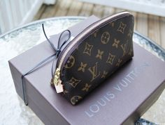 Louis Vuitton Make-Up Bag
