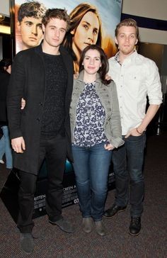 Book Signing Event for The Host (Max Irons, Stephanie Meyer & Jake Abel)