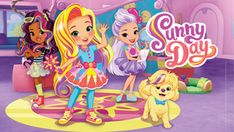 Kids Tv — Ruby Lee Sunny Doll, Star Character, Nick Jr, Kids Tv, Old Master, Consumer Products, New Toys, 4th Birthday, Princess Peach