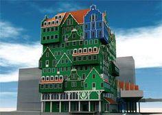 Stapelen in Zaandam - nieuws - nieuws - de Architect