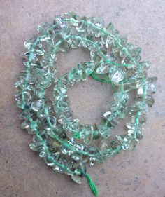 Green Amethyst Chip Beads, 16 inch strand, 5 to by marketplacebeads on Etsy Jewelry Shop, Jewelry Design, Jewelry Making, Nice Jewelry, Shades Of Teal, Bead Shop, Affordable Jewelry, Tiffany Blue, Jewelry Supplies