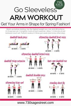 Me Time at the Gym – Get Your Arms in Shape for Spring Fashion