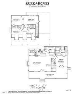 1000 images about kurk homes plans on pinterest for Houston custom home builders floor plans