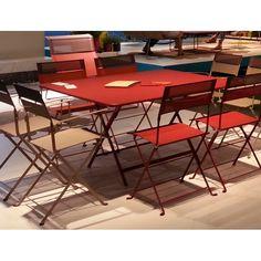 table de jardin fermob cargo - Recherche Google
