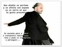 Don diablo. Miguel Bosé.