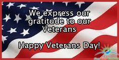 Happy Veterans Day! Veterans Day, Gratitude, Happy, Be Grateful, Happiness, Thanks, Being Happy