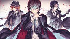 Italian Mafia's Anime with Guns | Port Mafia, Bungo Stray Dogs, Anime, Osamu Dazai, Chuya Nakahara ...