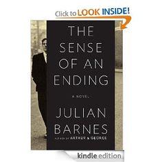 Amazon.com: The Sense of an Ending (Borzoi Books) eBook: Julian Barnes: Kindle Store