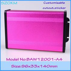 $16.00 (Buy here: https://alitems.com/g/1e8d114494ebda23ff8b16525dc3e8/?i=5&ulp=https%3A%2F%2Fwww.aliexpress.com%2Fitem%2Fenclosure-electronics-switch-box-1-pcs-96-33-140mm-szomk-outlet-enclosure-high-quality-electronics-project%2F2026960219.html ) enclosure electronics switch box  (1 pcs) 96*33*140mm szomk outlet enclosure high quality electronics project box for just $16.00