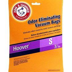 Arm & Hammer 18-Pack Odor Eliminating Vacuum Bags, Hoover ™ S