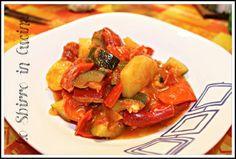 Ciambotta - ricetta tipica