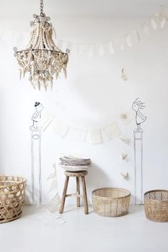 sukha-amsterdam deco store par chiara stella home 2 Shell Chandelier, Beaded Chandelier, Chandeliers, Sweet Home, Inspiration Design, Design Ideas, Interior Decorating, Interior Design, Decorating Ideas