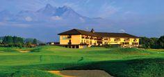 Black Stork #golf resort in Tatranska Lomnica, #Slovakia     www.golftatry.sk, www.miceslovakia.com