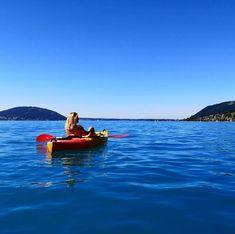 Summer 2019 ☀️🛶 #kajak #attersee #salzkammergut #lakelife Instagram Posts, Summer, Summer Time