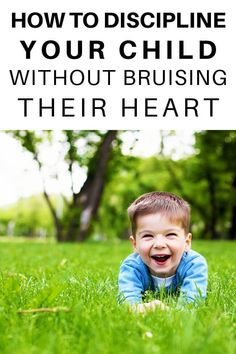 Parenting strategies to help you Discipline Your Child Without Bruising their heart. Discover how to look beyond the behaviour and work WITH your children. Add these positive discipline tips and ideas to your parenting toolbox.