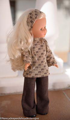 Doll Clothes Patterns, Doll Patterns, Clothing Patterns, Girls Dresses, Flower Girl Dresses, Barbie, Dolls, Retro, Wedding Dresses