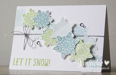 Stampin' Up! - Let it Snow! - Happy Stampin'