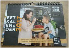 Eetkalender 2017 Fransesca kookt foodblogger Francesca van Berk recensie review Lev boeken