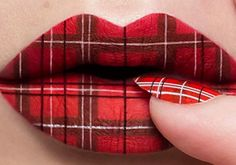 These creative makeups are the Lip Art creations of the Canadian makeup artist Andrea Reed, aka Girl Grey Beauty, who turns the lips of her models into Lipstick Art, Lipstick Colors, Lip Colors, Lipsticks, Crazy Lipstick, Liquid Lipstick, Lipstick Designs, Lip Designs, Makeup Brush Set