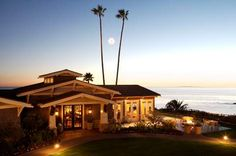 Breakfast or dinner, the Studio restaurant at the Montage, Laguna Beach will blow your mind (and your taste buds).