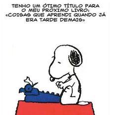 Gêneros do Discurso: Charlie Brown e Snoopy, de Charles Schulz