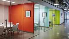 Good Ideas Corporate Office Design Make Happy Worker Corporate office design ideas 28 Corporate Office Design, Office Design Concepts, Small Office Design, Cool Office Space, Small Room Design, Corporate Interiors, Office Workspace, Office Interior Design, Office Interiors