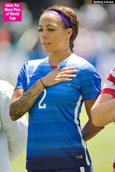 Sydney Leroux: 5 Things To Know About The US Women's Soccer Star Sydney Leroux #SydneyLeroux