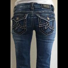 Miss Me Jean Miss Me Boot Cut Stretch Jean. Miss Me Jeans