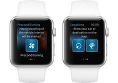 BMW i Remote, la app para controlar el BMW i desde el Apple Watch - http://webadictos.com/2015/04/27/bmw-i-remote-apple-watch/?utm_source=PN&utm_medium=Pinterest&utm_campaign=PN%2Bposts