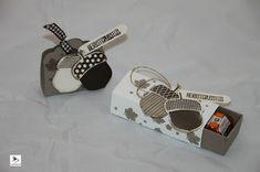 Scrapbooking Tati: Verpackungen für süße Kleinigkeiten