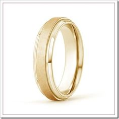 Chamfered-Edges-Satin-Finish-Wedding-Band