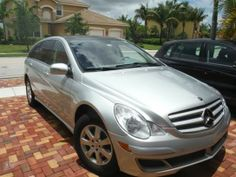 2007 Mercedes-Benz R350 4MATIC - Price US$ 19.900,00