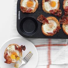Breakfast Egg Muffin Cups