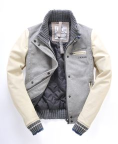 Superdry Smashed Baseball Jacket