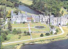 Ashford Castle Hotel, County Mayo, Republic of Ireland Ashford Castle Hotel, Ashford Castle Ireland, Castle Hotels In Ireland, Castles In Ireland, County Mayo Ireland, Places To Travel, Places To See, Stay In A Castle, Queen