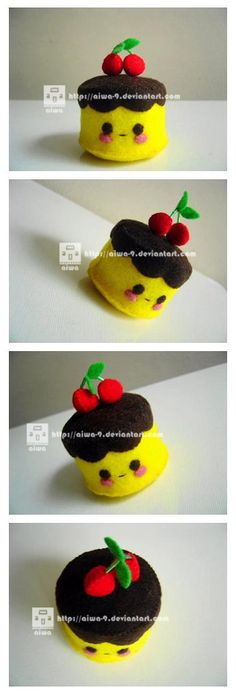 pudding by aiwa-9 on DeviantArt