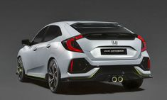 The new debut from the Honda Civic Hatchback showes the brilliant design official . Whats your first impression ?