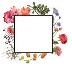 An art collage from August 2015 Diy Invitation, Invite, Wallpaper Backgrounds, Iphone Wallpaper, Wallpapers, Deco Floral, Borders And Frames, Floral Border, Flower Frame