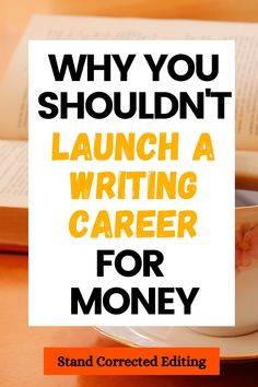 Let's face it, a lot of writers, bloggers and aspiring authors would LOVE to make money from their writing, but most of us hustle away for years before we earn enough for a sandwich! So, if you're motivated by money when you're writing - read this post to discover why you shouldn't be! #howtomakemoneywriting #makemoneywritingonline #motivationforwritingabook #writingmotivationforbeginners #novelwritingmotivation Fiction Writing Prompts, Dialogue Prompts, Writing Advice, Writing A Book, Authors, Writers, Writing Outline, Creative Writing Tips, Make Money Writing
