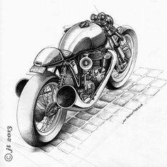 Moto Art-Jon Tremlett
