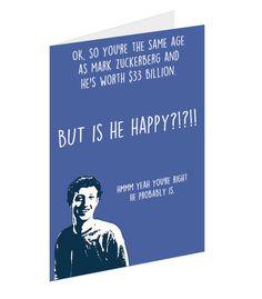12 Honest 30th Birthday Cards