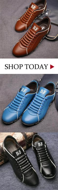 5fdd407d344 Men s comfortable casual fashion shoes Types Of Fashion Styles