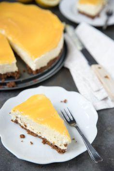 No Bake Desserts, Dessert Recipes, Bakery Kitchen, Cheesecake, Pie Cake, Pie Dessert, High Tea, Cakes And More, Diy Food